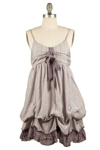 The Mysterious Mauve Dress.