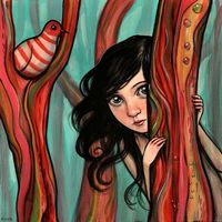 can't get enough of this artist... Kelly Vivanco