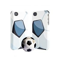Football anaglyph effect, personality and simple , comfortable and exquisite. High elastic,anti the impact of hard objects, and prevent sweat be soiled to invade. This Iphone case combined the unique colored embossment on the leather together with the Adi...