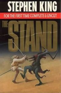 The Stand is my favorite Stephen King novel