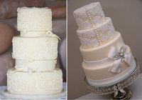 love both of these cakes.
