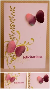 stampin'up card