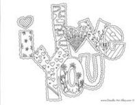 several greeting card coloring designs