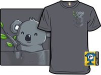 Marsupial In My Pocket from shirt.woot.com