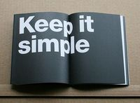 Designers should live by this...