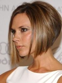 Love the dramatic A-line-whemi cut my hair it will be like this
