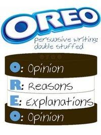 oreo essay We cannot escape our origins, however hard we try, those origins which contain the key—could we but find it—to all that we later become.