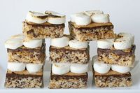 Rice Krispies S'mores