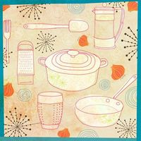love this cookware illustration.